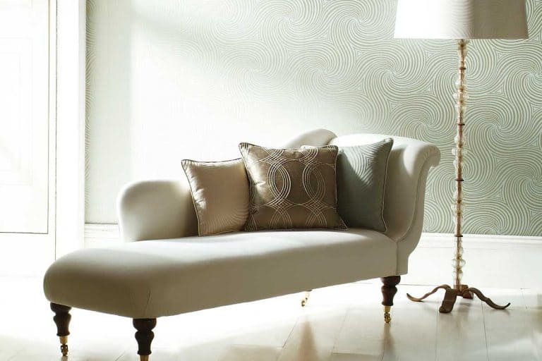 Interior image of chaise lounge in a bright room, Can You Sleep On A Chaise Lounge?