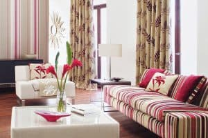 Read more about the article What Goes With A Floral Couch? [Color Combinations Explored]