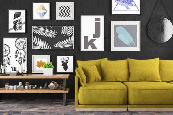 How To Choose Artwork For Living Room
