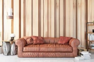 Read more about the article How To Paint Leather Furniture [5 Steps]