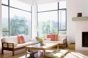 How Big Should Living Room Windows Be?