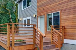Should You Paint Or Stain Wood Siding (And How To)