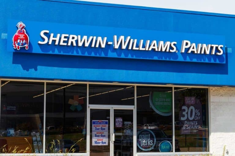 Sherwin Williams retail paint and coating store, How Much Does Sherwin Williams Paint Cost? (By Paint Type)