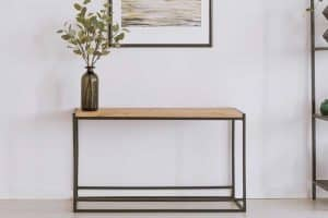 Can A Console Table Be Used As A Desk?