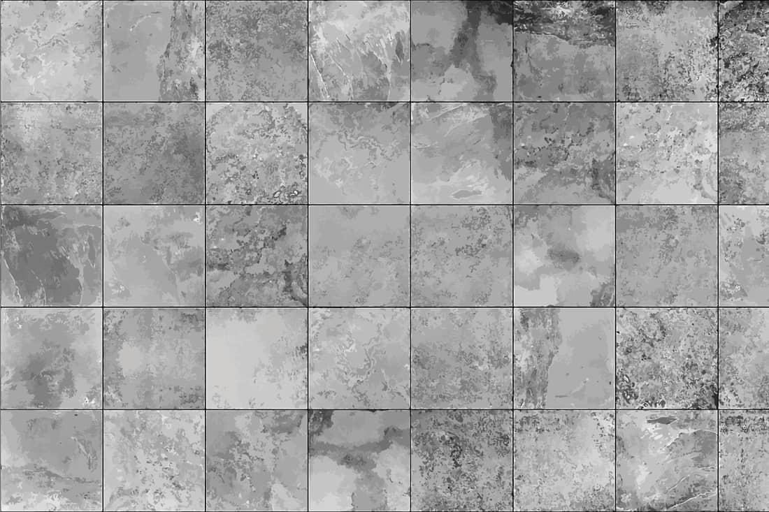 Slate tile seamless texture used as backsplash