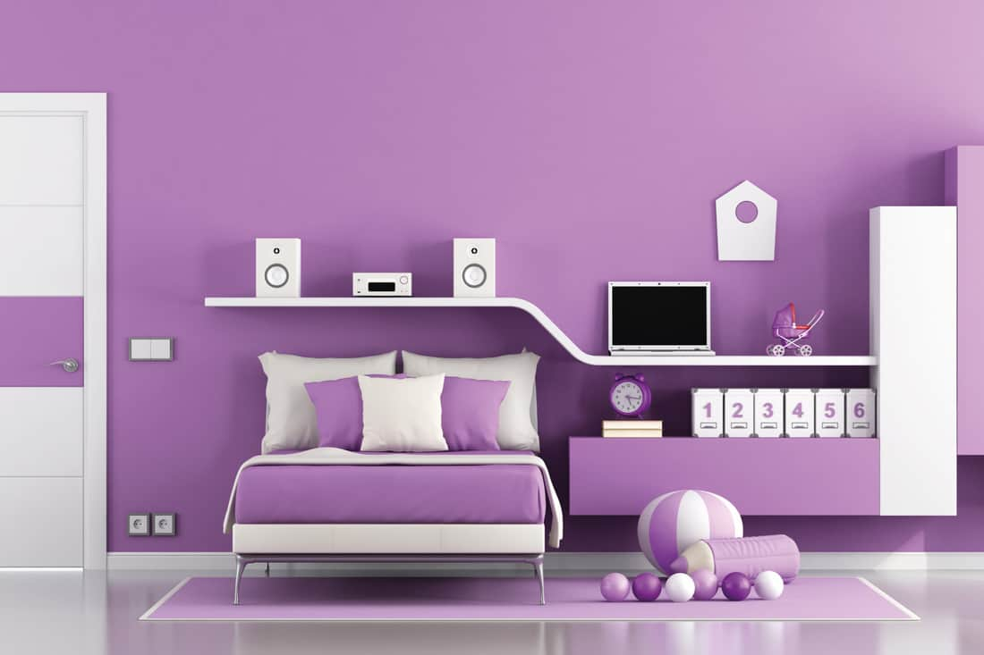 21 Awesome Purple Bedroom Ideas Home Decor Bliss