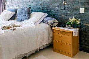How Tall And Wide Should A Bedside Table Be?