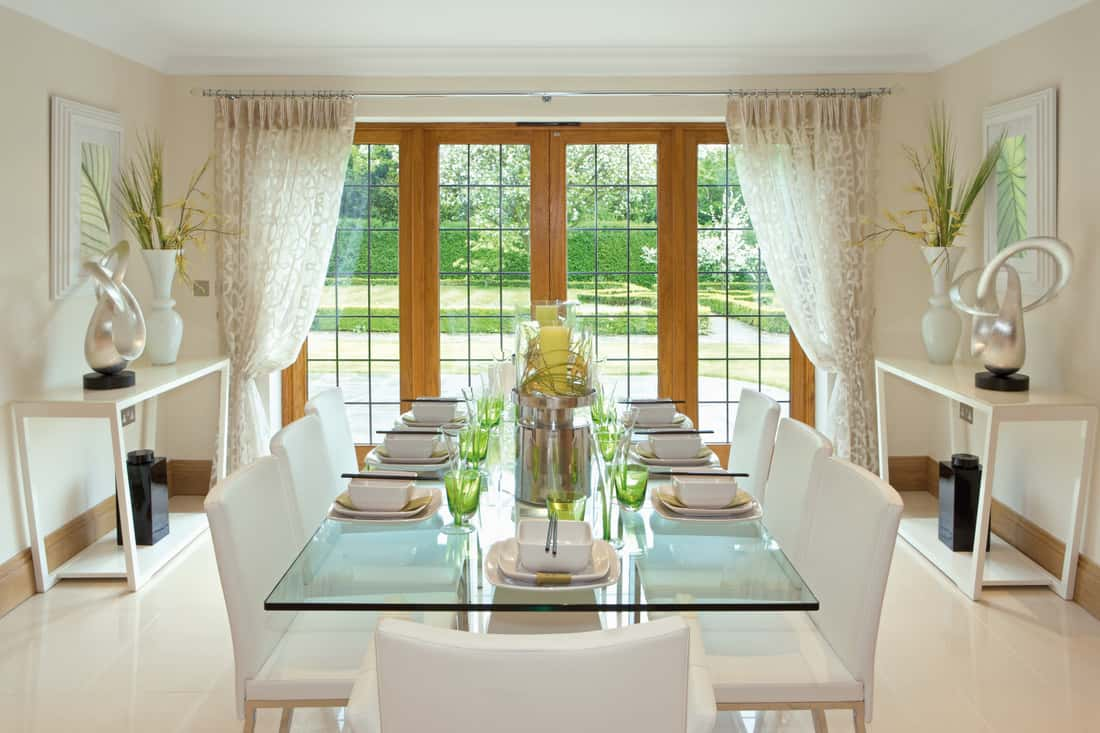 11 Dining Room Window Treatments Ideas Home Decor Bliss