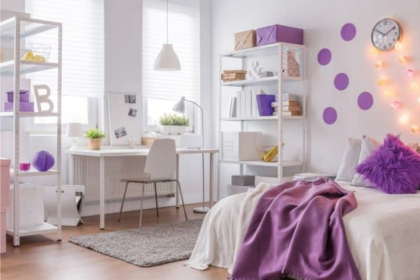 21 Awesome Purple Bedroom Ideas