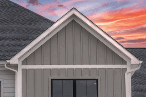 Does Board-And-Batten Siding Come In Vinyl?