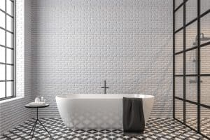 Read more about the article 11 Fantastic Bathroom Wall Tile Ideas