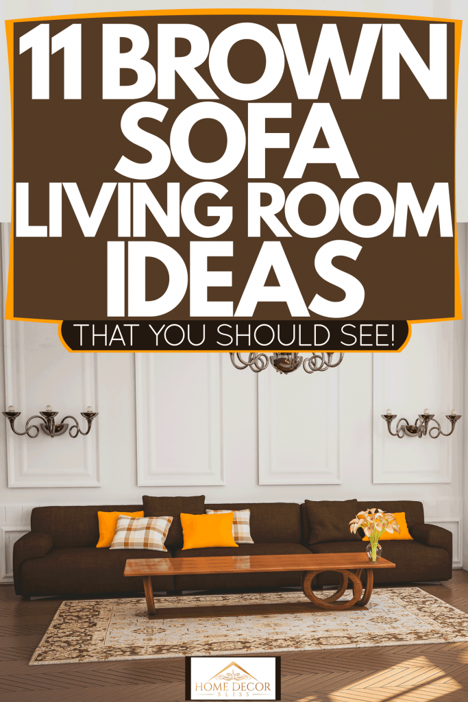 11 Brown Sofa Living Room Ideas That, Brown Couch Living Room