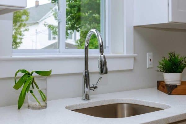 How High Should A Window Be Above A Kitchen Sink?