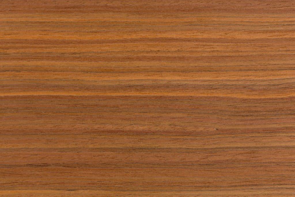 A detailed photo of Rosewood veneer texture