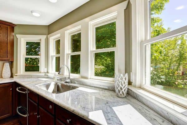 How Big Should A Kitchen Window Be?