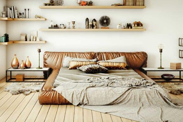 17 Beautiful Brown Bedroom Ideas