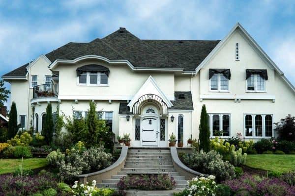 15 Stunning Stucco House Ideas
