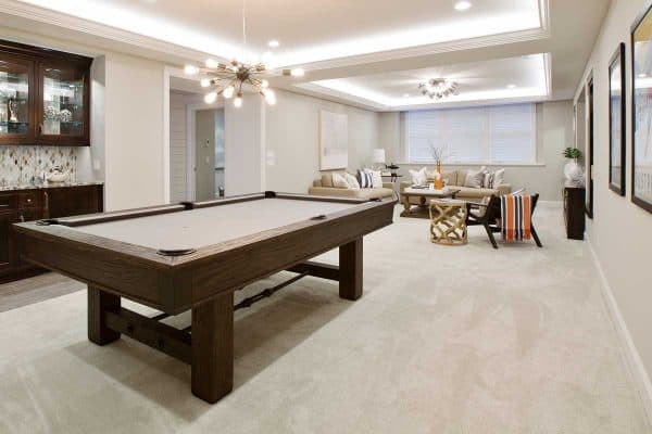 11 Stunning Basement Flooring Ideas