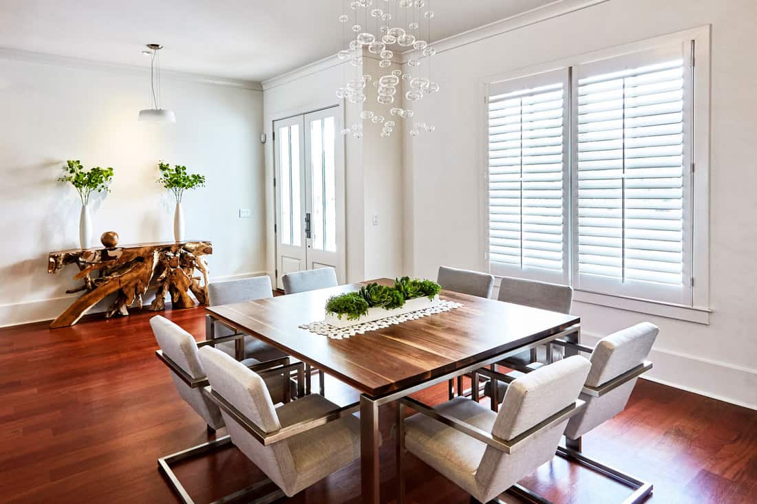 Contemporary dining room with teak furnitures, Teak Sealer Vs. Oil: Which Is Best For Your Furniture?