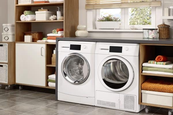 Water In Dryer – What To Do?