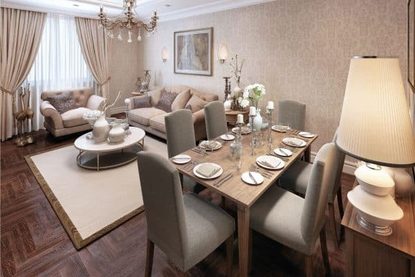 Read more about the article 11 Awesome Dining Room Wallpaper Ideas