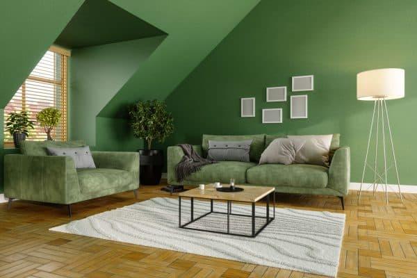 11 Gorgeous Green Wall Decor Ideas