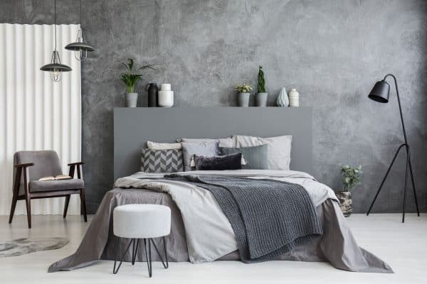 What Bedding Goes With A Gray Bed? [A Complete Guide]