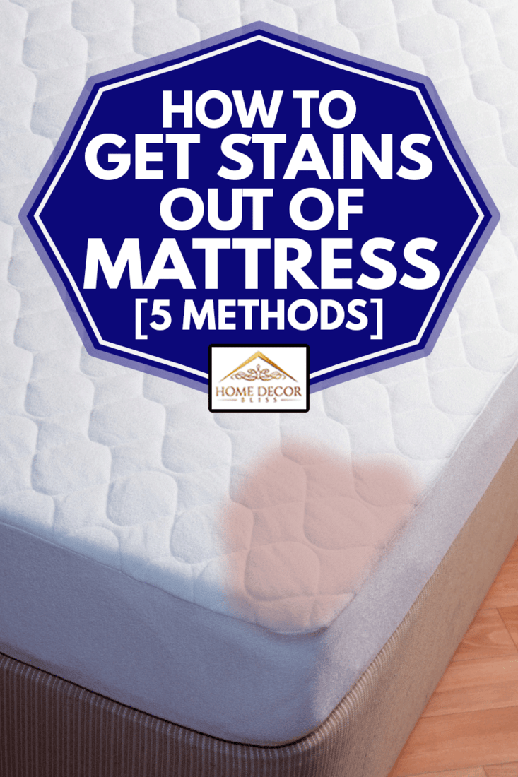 spring mattress with stains,How to Get Stains Out of Mattress [5 Methods]
