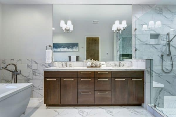 Read more about the article How To Hang A Frameless Mirror [2 Different Techniques]