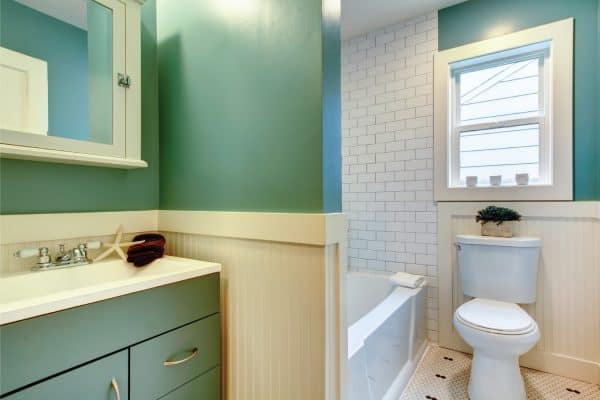 23 Tasteful Teal Bathroom Ideas