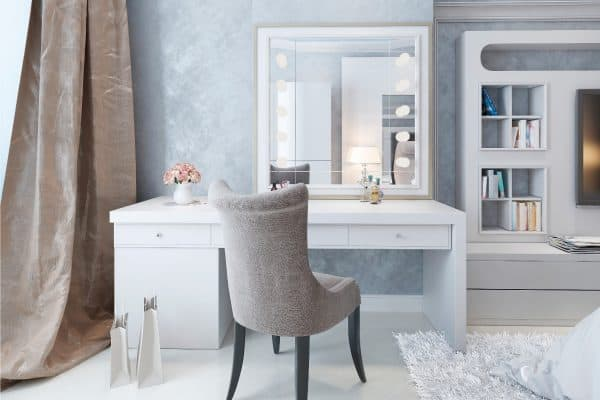 Where To Place A Dressing Table In The Bedroom [5 Great Ideas!]