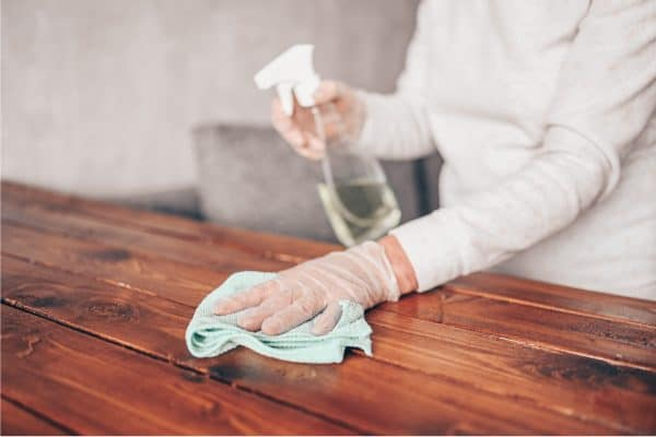 Read more about the article How To Disinfect Wood Furniture Without Damaging The Finish