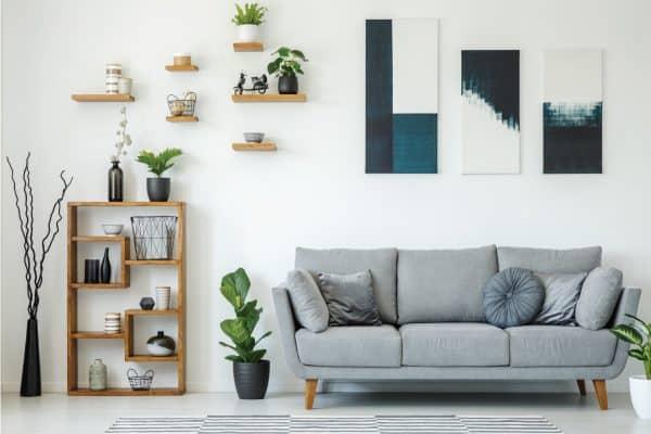 17 Living Room Plant Decor Ideas