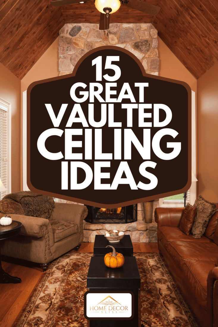 Four season porch addition in residential home, 15 Great Vaulted Ceiling Ideas