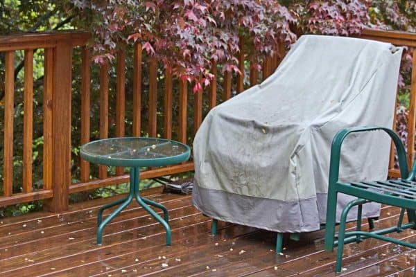 Should You Cover Outdoor Furniture? [Breakdown By Season]