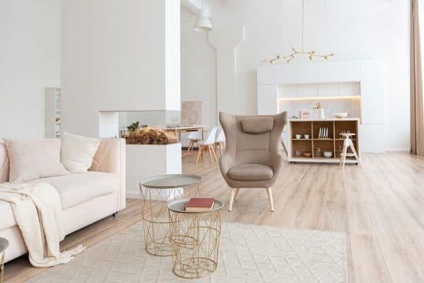 27 Glam Living Room Ideas