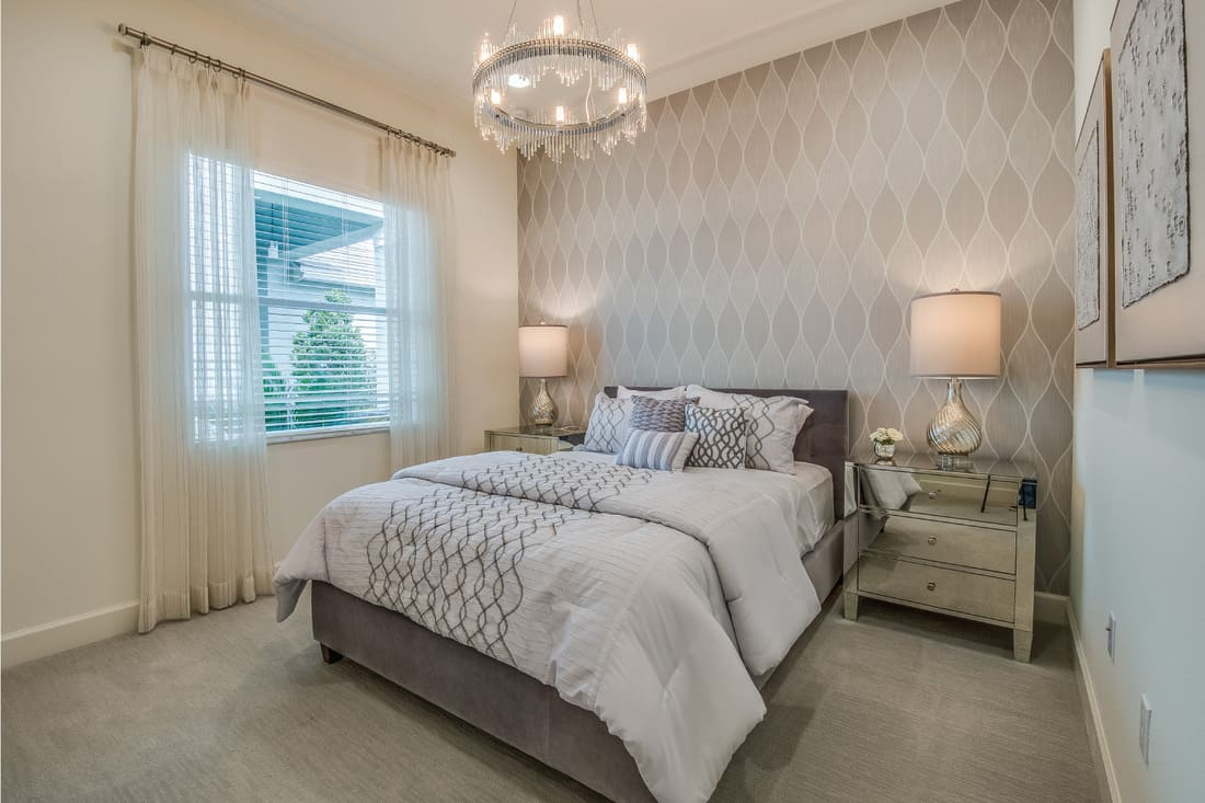 27 Awesome Bedroom Wallpaper Ideas Home Decor Bliss