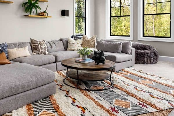 Do Ruggable Rugs Curl? [And How To Keep Them Down]