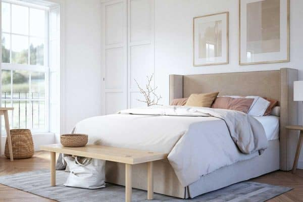 Read more about the article 11 Awesome 10×12 Bedroom Layout Ideas