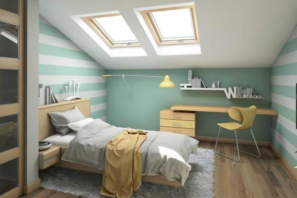 11 Gorgeous Low Ceiling Attic Bedroom Ideas You Need To See