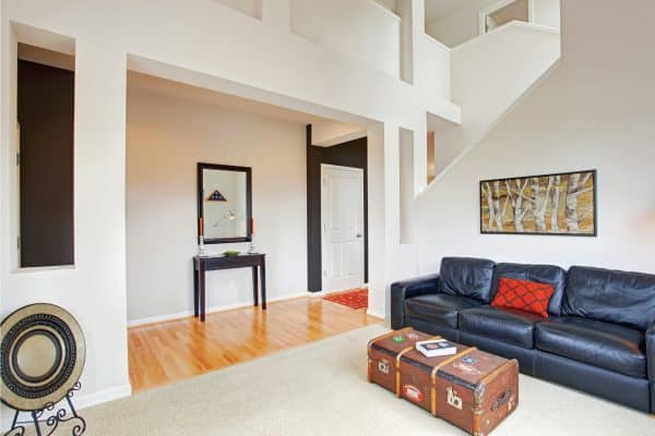 Read more about the article How High To Hang A Picture [Including For Various Ceiling Heights]