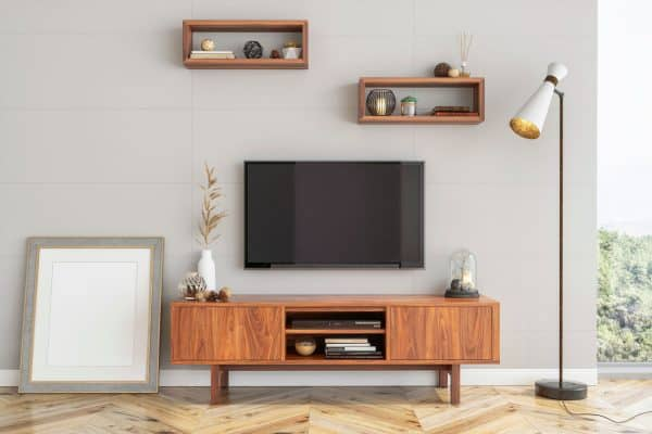 11 TV Cabinet Designs For The Living Room [#8 Is Our Favorite!]