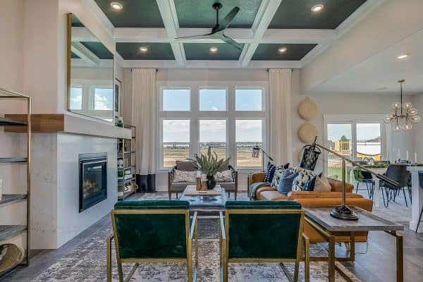 Read more about the article 11 Gorgeous Coffered Ceiling Ideas
