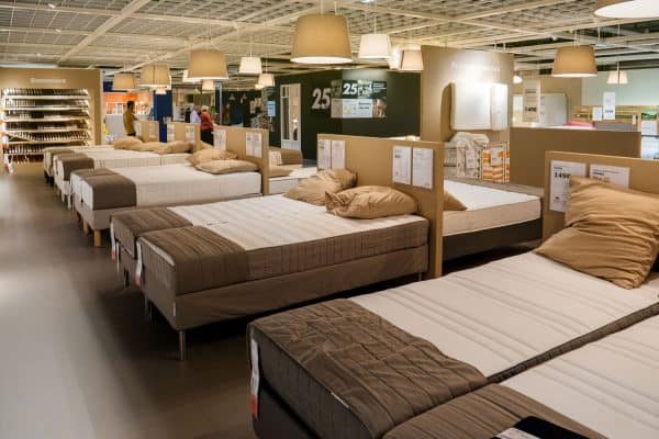 Do Ikea Mattresses Come In A Box Or Rolled Up?