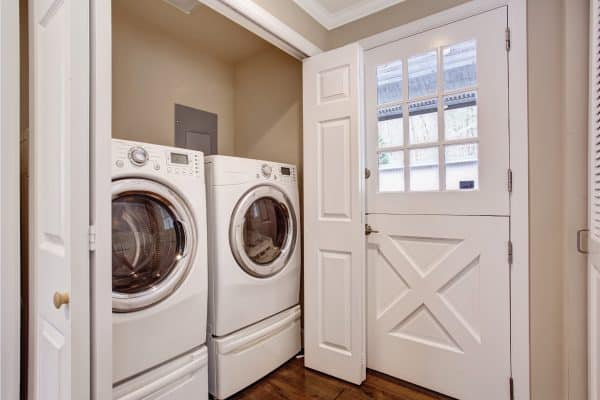 Does A Laundry Room Need A Door?