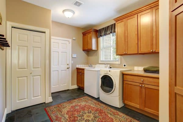 Does A Laundry Room Count As Square Footage?