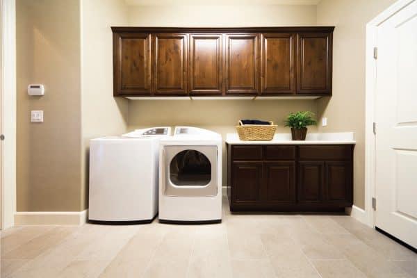 15 Unique Laundry Room Cabinet Ideas