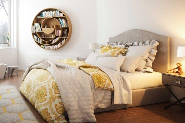 Should A Bed Be Against The Wall?