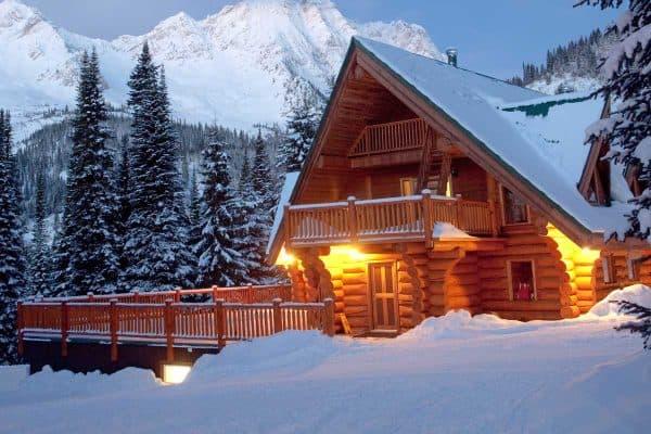17 Amazing Exterior Log Cabin Ideas