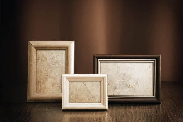 What Sizes Do Picture Frames Come In?